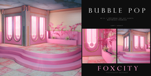 FOXCITY. Photo Booth - Bubble Pop