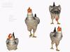 AP041 Animpet Full Perm Animesh Chicken