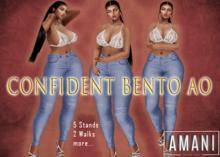 *AMANI* - Confident Bento AO