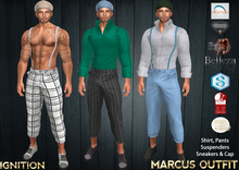 Ignition Marcus Outfit