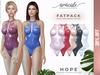 Hope Bodysuit ➔ FATPACK *materials | bom | rlv*