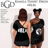 BFD Kamila Dress #BLM