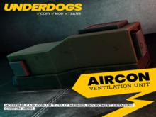 [UnderDogs] - AirCon Unit System - Decor