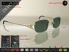 A&D Clothing - Glasses -Eiffel-  DEMOs