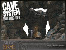 Skye Cave System Building Set