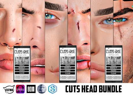 Cuts Head Bundle