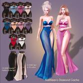 6 Kaithleen's Diamond Gacha - Peach Legacy Perky Bra