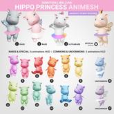SEmotion Libellune Hippo Princess Animesh #7