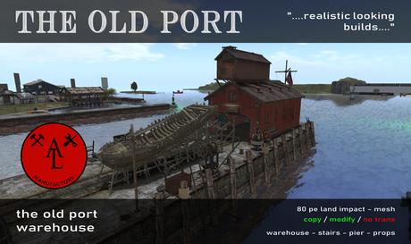 AL The old Port - Summer SALE - 20 %