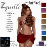 CnK - Zyrielle Set - FATPACK (Boxed)