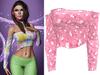 !PCP :: Olivia Shirt [Unicorn Pink]