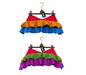 * Harmonia B Pride Kinja Skirt - Maitreya Slink STAR TMP