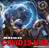 COVID19 Combat HUD 2020