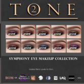 TONE 2 - Symphony Eye Makeup Collection (wear to open)