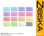 Helix blush colourchart