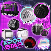 FOXCITY. KPOP STAR - 1 - Touch My Body (Common) (Boxed)