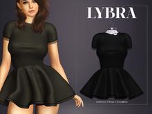 LYBRA . ELVIRA BLACK