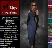 (KCE) Vanessa -All Colors - Kitty Creations