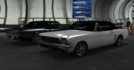 *ThisNThat 60s Stang DELIVERY HUD WEAR