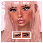 .demo PINKI. Cutie Eyebrows