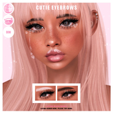 [update] PINKI. Cutie Eyebrows [BOM]