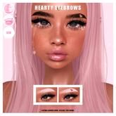 [update] PINKI. Hearty Eyebrows [BOM]