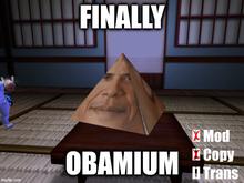 Obamium