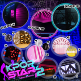 FOXCITY. K-POP Star 2. (10) The Boys - Titanium (Common)