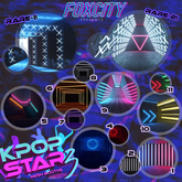 FOXCITY. K-POP STAR 3. (1) Shine Bright (Colour)
