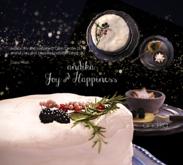 wear/andika[joy and Happiness Cake set]