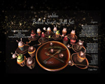 wear/andika [baked sweets]Full set