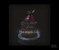 wear//andika[ Pear compote Cake]