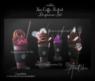 wear/andika [NEO cafe parfait Dispenser set]