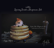 update/andika[Spring Sweets Dispenser Set]