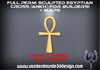 ~Full perm sculpted Egyptian Cross Ankh + Maps!  (only on the marketplace) see our latest items in world!