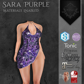 **Mistique** Sara Purple {wear me and click to unpack)