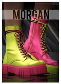 [Enchante'] - Morgan Boots - FATPACK HUD