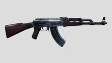 Scripted AK-47 Classic Dark Full perm