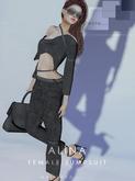 Ecru...Couture - Alina Jumpsuit