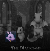 Magicians - Common Glytch (add me)