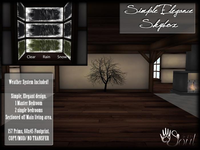 DLS~ Buildings - Simple Elegance Skybox (RETIRED)