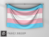 Fancy Decor: Transgender Pride Tapestry