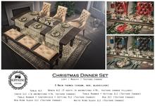 KOPFKINO - XMas Dinner Set (Add)