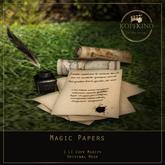 KOPFKINO - Magic Papers