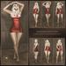 KOPFKINO - Standing with Style Female Bento Poses