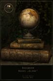 "KOPFKINO - Bookworm ""Globe"" Books Decoration"