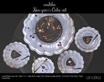 wear/[andika New year's Cake Set]