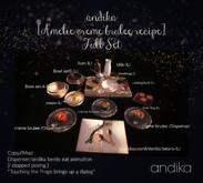 wear/andika[Amelie creme brulee recipe]Fullset