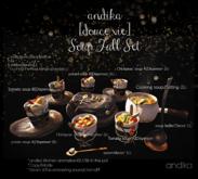 wear/andika[douce vie]Soup Full Set
