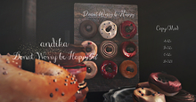 wear/andika[Donut Worry be Happy]set